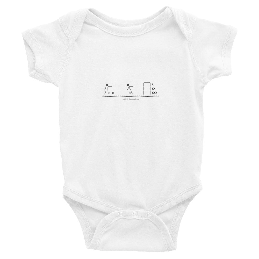 SOCCER - Infant Bodysuit - Unminced Words