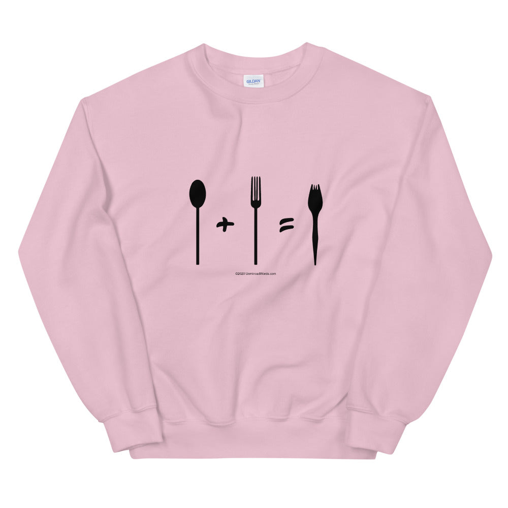 Spork - Sweatshirt - Unminced Words