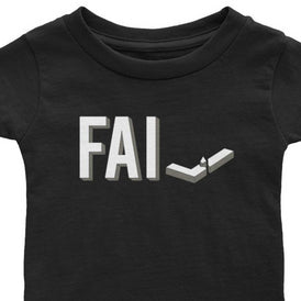 Fail - Infant Cotton Jersey Tee