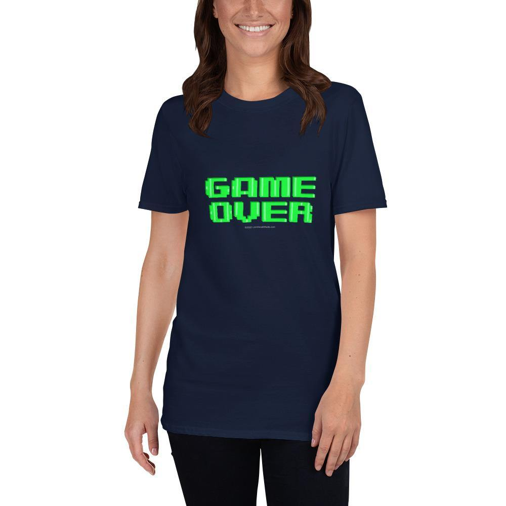 Game Over - Short-Sleeve T-Shirt