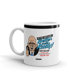 Getting Impeached? Mug - Unminced Words