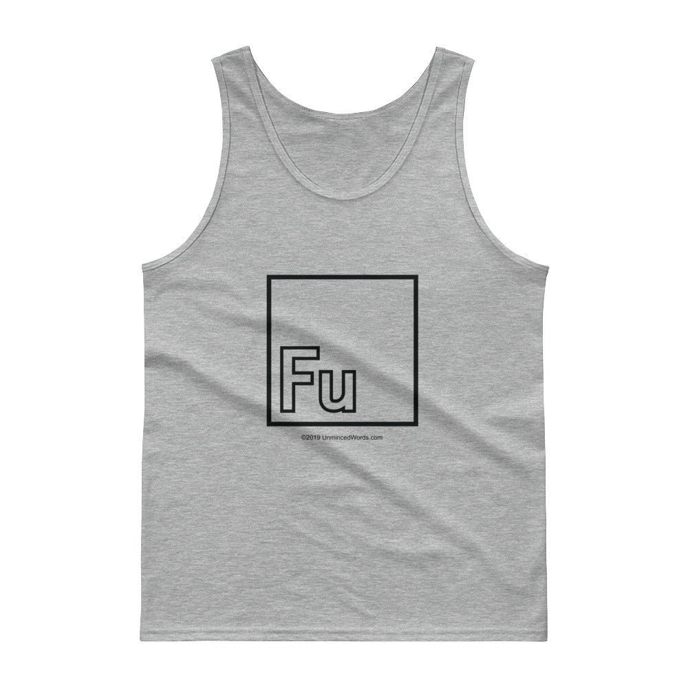 Fu - Cotton Tank Top