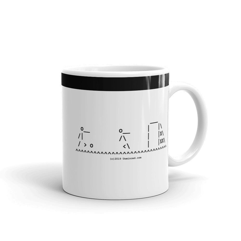 SOCCER - Mug - Unminced Words