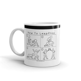 How To Leapfrog - Mug - Unminced Words