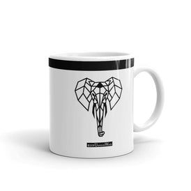 Elephant - Mug - Unminced Words