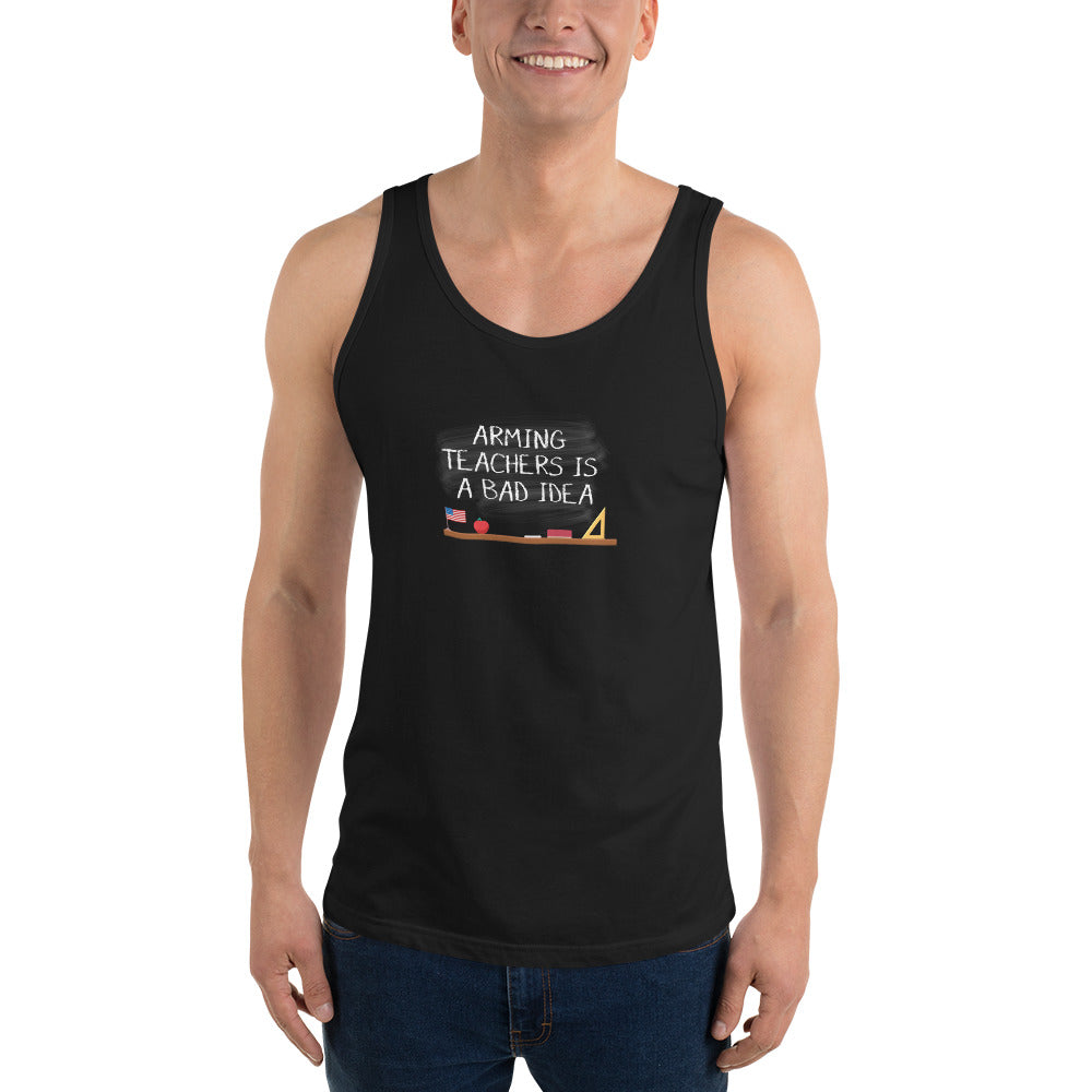 Arming Teachers - Men's Tank Top