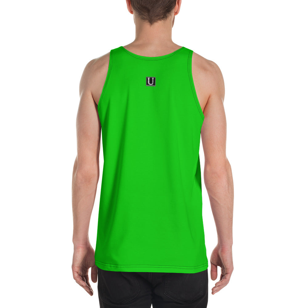 I'm So Busy GREEN - Men's Tank Top