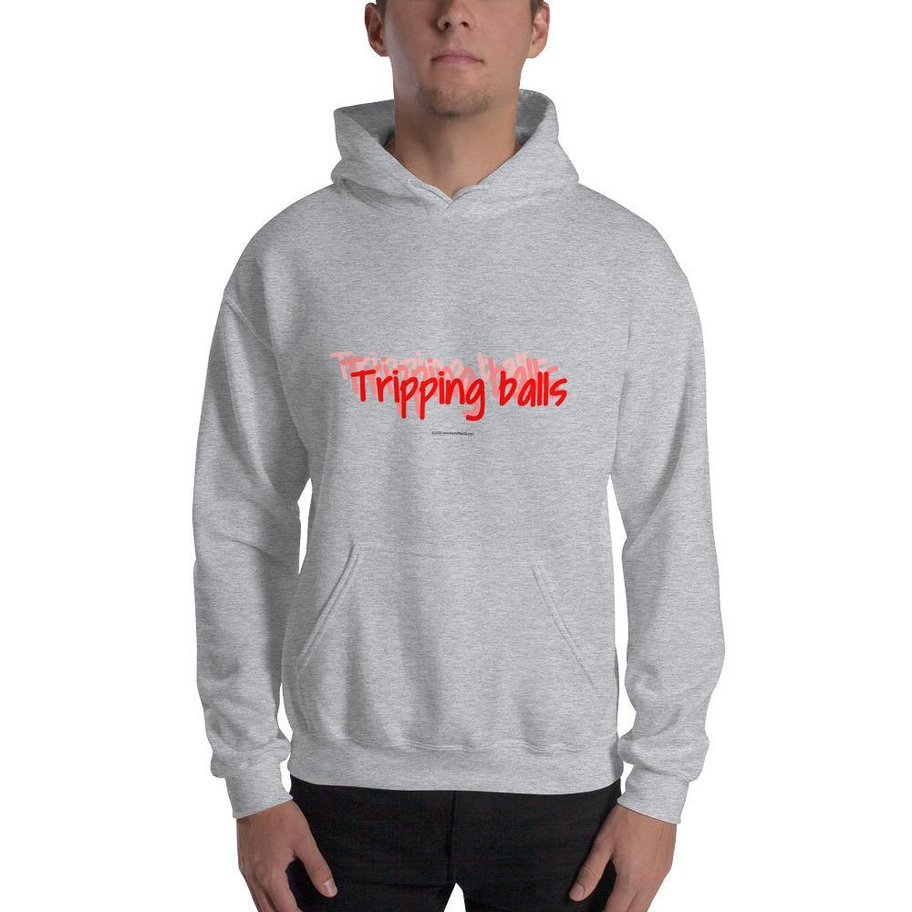 Tripping Balls - Hoodie