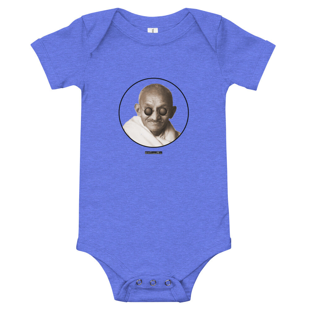 Gandhi - Onesie - Unminced Words
