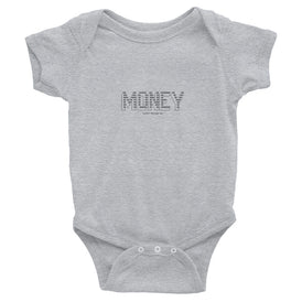 MONEY - Infant Bodysuit - Unminced Words