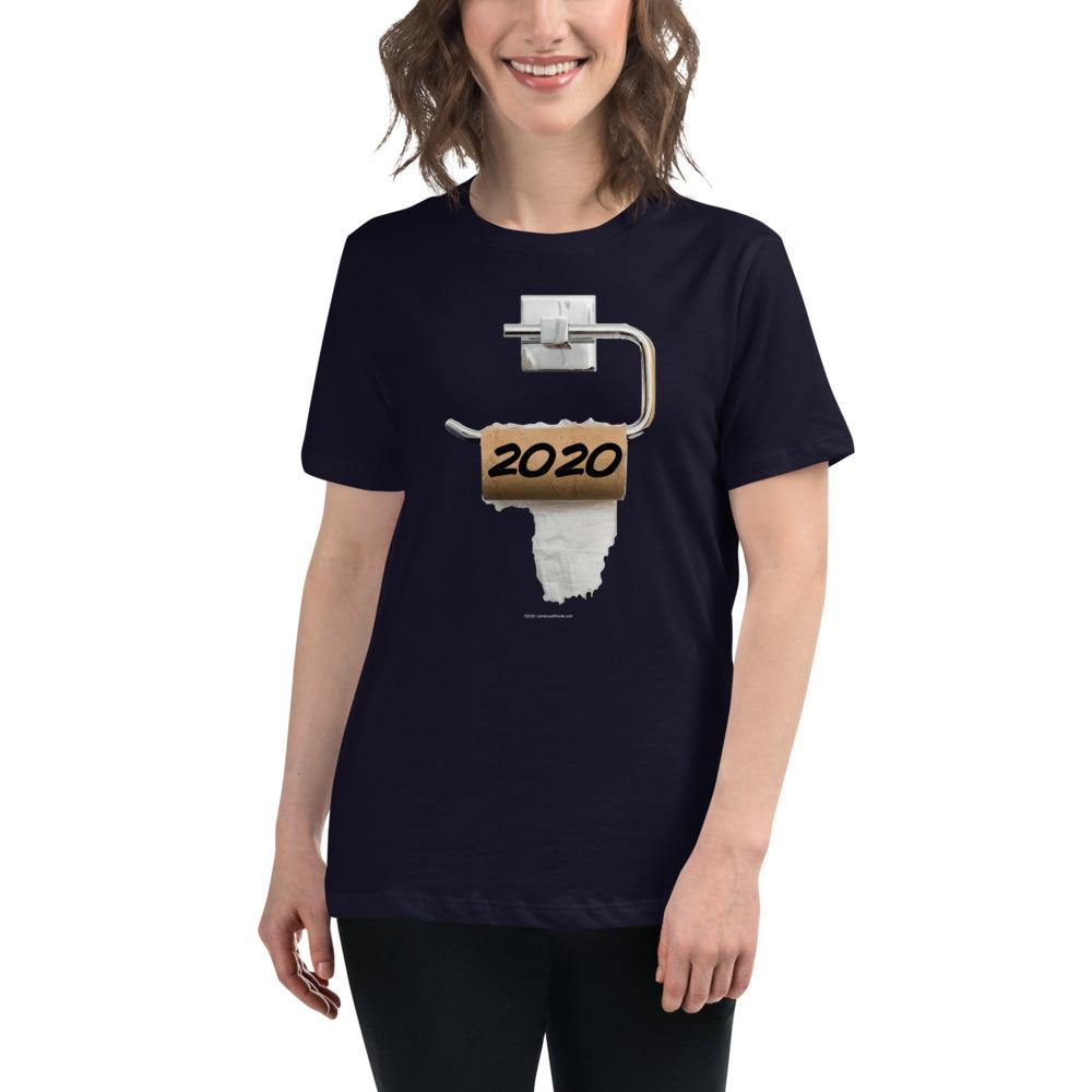 2020 - Women's Relaxed T-Shirt
