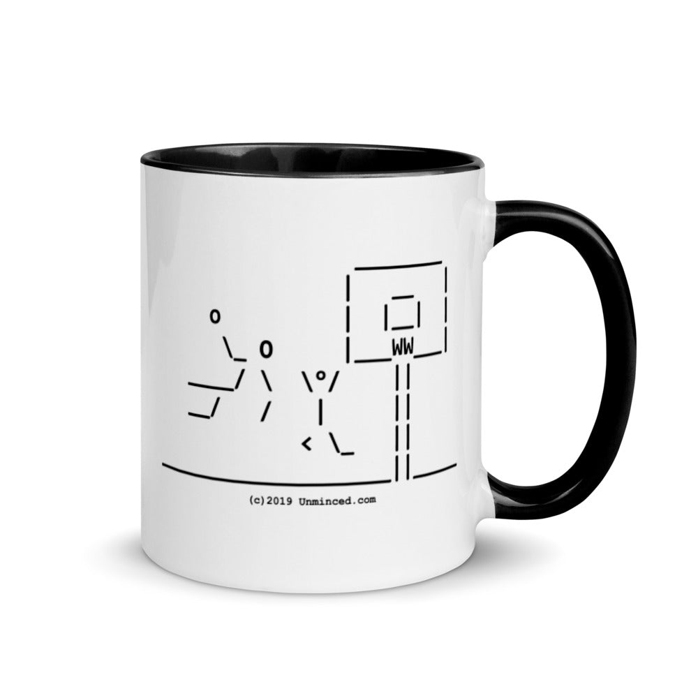 Basketball Dunk - Mug