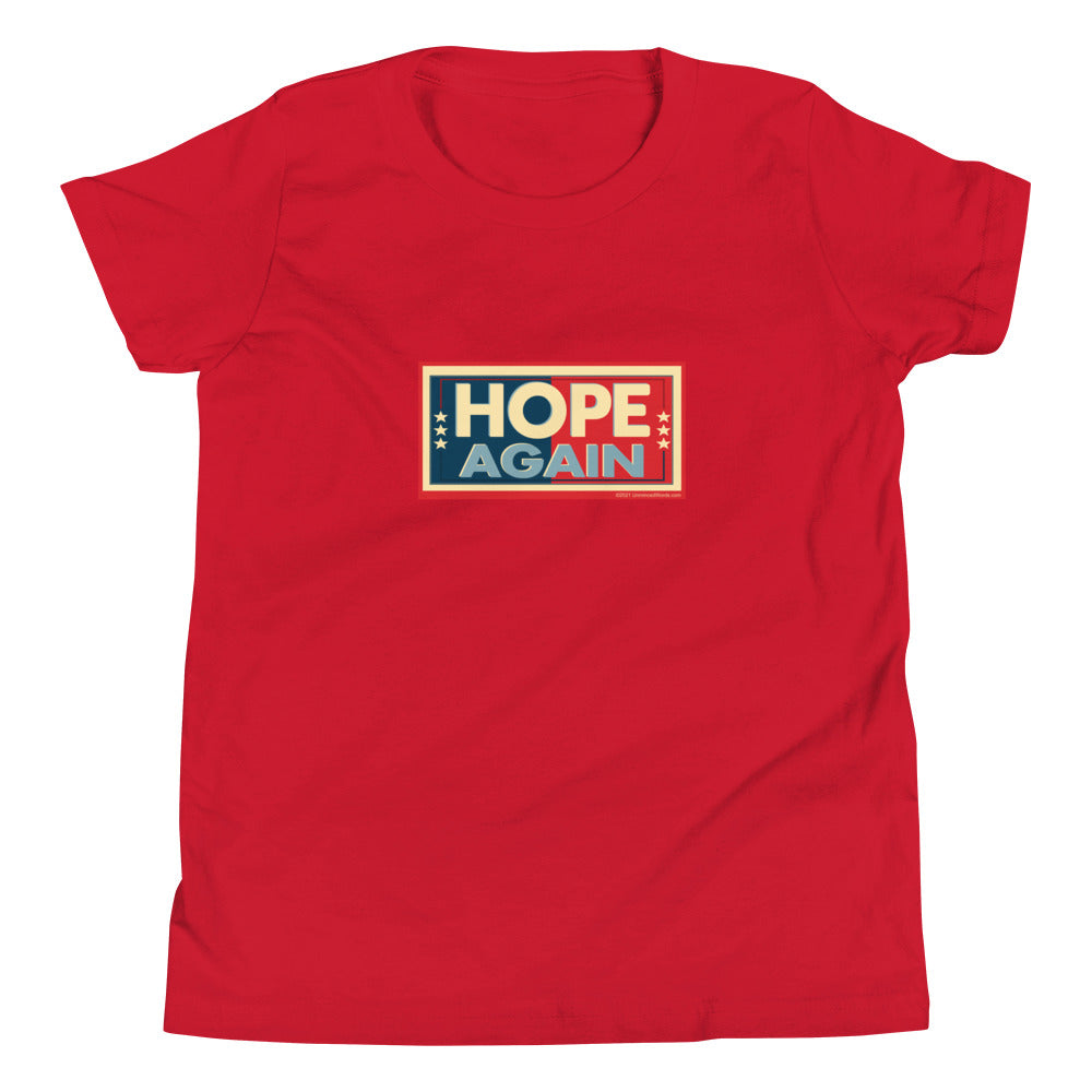 Hope Again - Youth Short Sleeve T-Shirt