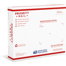Priority Mail Regional Rate Box - A2 (Side Loaded) (25 Pcs)