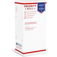 Priority Mail Shoe Box (Top Loaded) (25 Pcs)