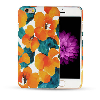 FIFTYSHADESOFDIVA Flowery Case for iPhone