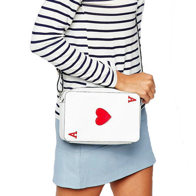 Playing Cards Crossbody Purse