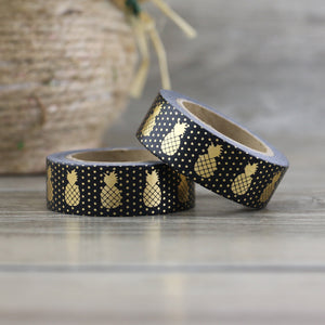 FIFTYSHADESOFDIVA Pineapple Duck Tape