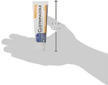 2 Pk. Family Care 831527005052-1 Clotrimazole Anti-Fungal Cream, 1% USP