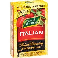 Good Seasons Italian Dressing Mix - 4 Packets