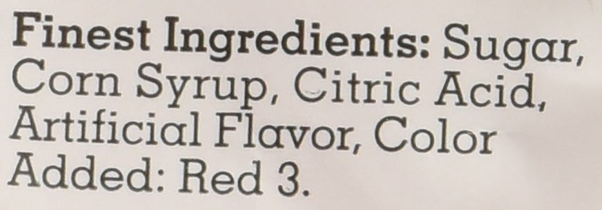 Claeys Old Fashioned Hard Candies Watermelon 6 Ounces (Pack of 6)