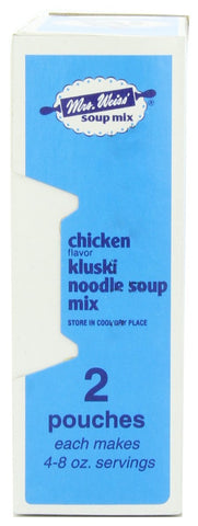 Image of Weiss Chicken Kluski Noodle Soup, 5-ounces (Pack of12)