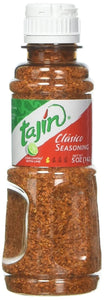 Tajin Fruit and Snack Seasoning, 5.0 Oz (Pack of 2)