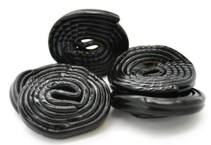 Broadway Licorice Wheels