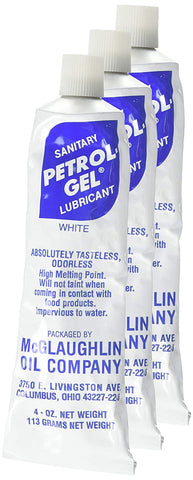 Image of Petrol-Gel Sanitary Lubricant, 4-Ounce