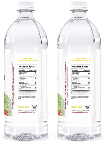 Image of Lucy's White Vinegar (32oz.)