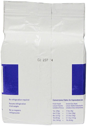 Fleischmann's Yeast 16 Oz., (Pack of 1)