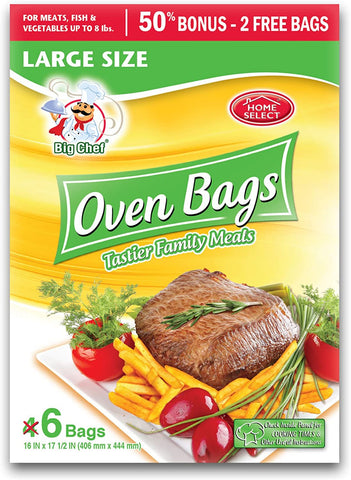 Image of Home Select Oven Bags