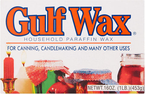 Royal Oak 203-060-005 Gulfwax Household Paraffin Wax-GULFWAX PARAFFIN