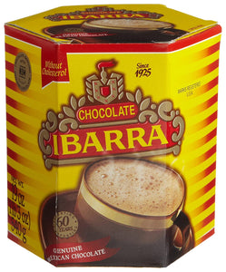 Ibarra Mexican Chocolate, 19-Ounce Boxes (Pack of 6)