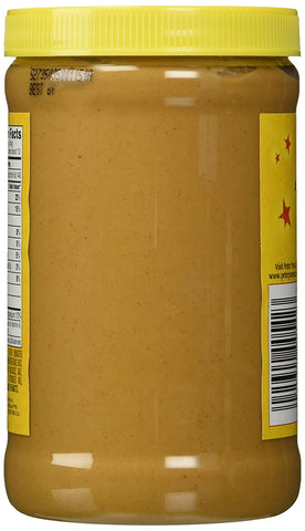 Image of Peter Pan, Honey Roasted Peanut Butter, Creamy, 16.3oz Jar (Individual)