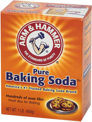 Arm & Hammer Baking Soda, 16 oz (3 Pack)