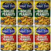 Boiled Peanuts and 3 Pack Cajun Boiled Peanuts (Total of 6)