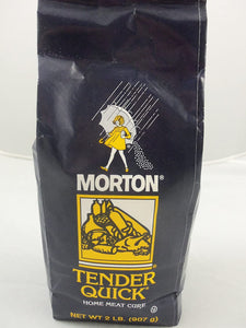 Morton Tender Quick Home Meat Cure 2 LB (pack of 2)