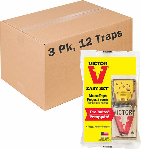 Victor Quick-Set Mouse Trap