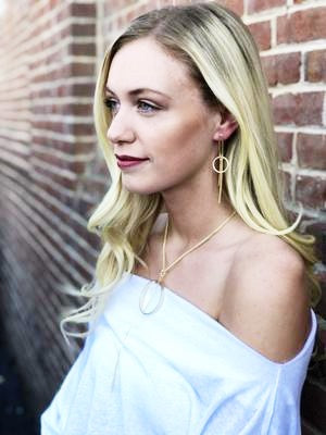 GEOMETRIC  POST EARRINGS