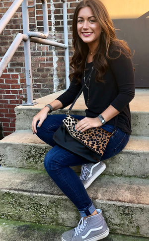 CHEETAH ASYMMETRICAL CLUTCH