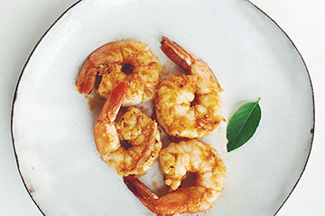 Quick and Easy Spanish Style Shrimp