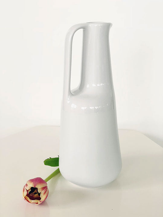 Modern Porcelain Water Pitcher