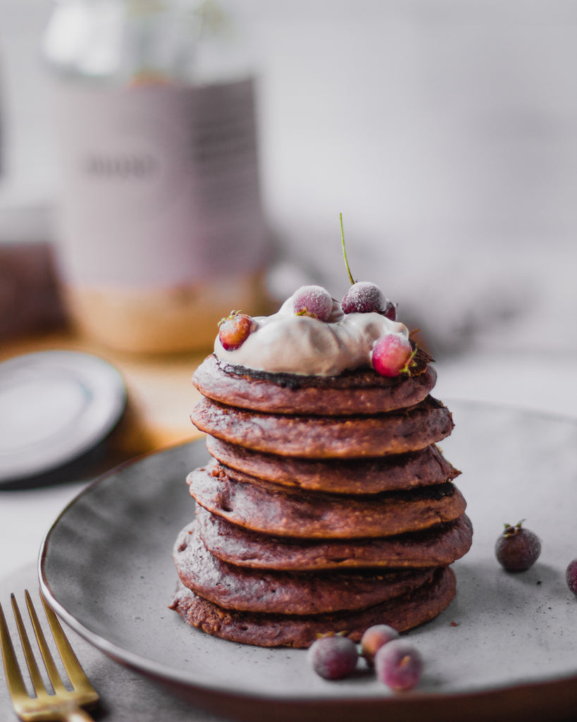 Beauty Protein Pancakes