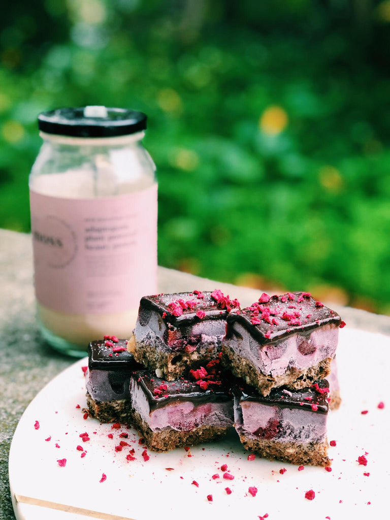 Raw Black Forest Beauty Protein Slice