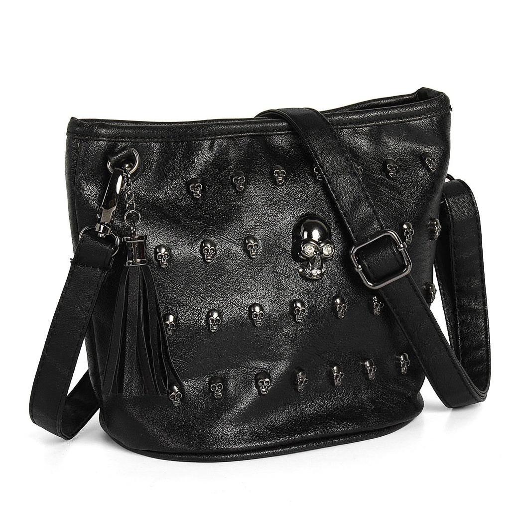 Fashion Punk Leather Bag