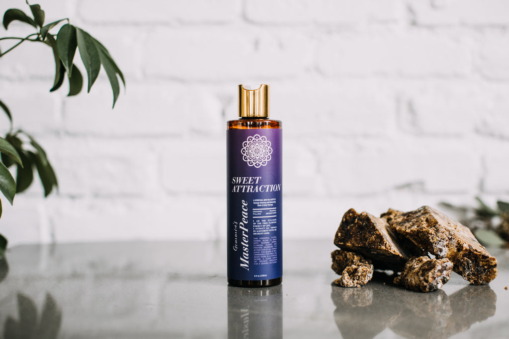 BODY WASH - Sweet Attraction | MasterPeace Body Therapy | African