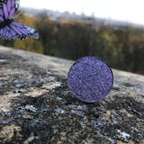 Photo of Space and Time by collective cosmetics in its 26mm magnetic pan with a purple