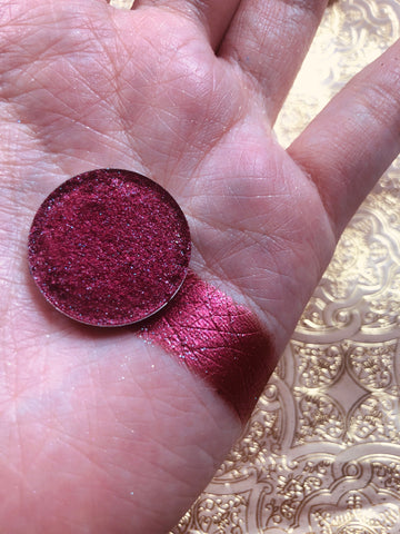 Berry Christmas Eyeshadow
