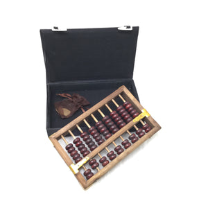 Wooden Abacus Set